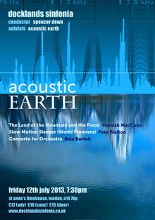 Acoustic Earth