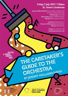 The Caretakers Guid to the Orchestra